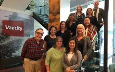 Volunteer BC Announces New Board of Directors