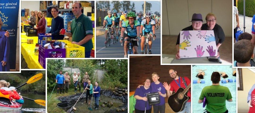 2017 Volunteer BC National Volunteer Week Photo Contest Winners!
