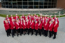 29 - YLW Airport volunteer Ambassadors