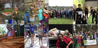 Volunteer BC's National Volunteer Week 2018 Photo Contest Winners!