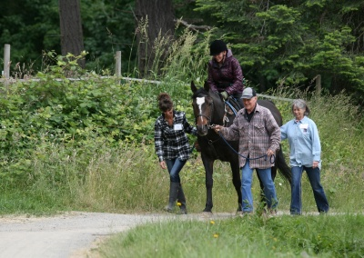 NVW 2019 | Submitted by: Cowichan Therapeutic Riding Association
