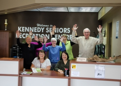 NVW 2019 | Submitted by: Kennedy Seniors Recreation Centre