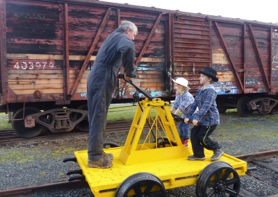 NVW 2019 | Submitted by: Ladysmith & District Historical Society (LDHS)