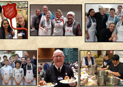 NVW 2019 | Submitted by: Salvation Army -