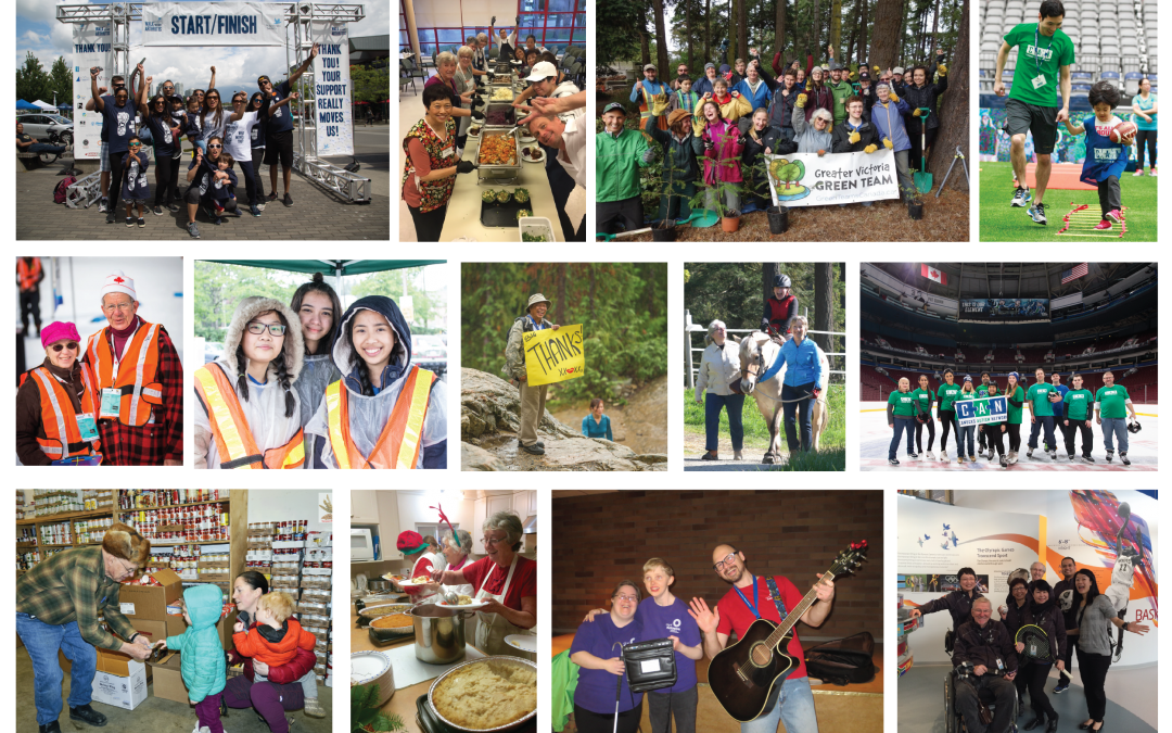 Check Out the National Volunteer Week 2020 Photos!