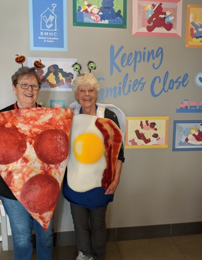 NVW 2020 | Submitted By: Ronald McDonald House BC and Yukon