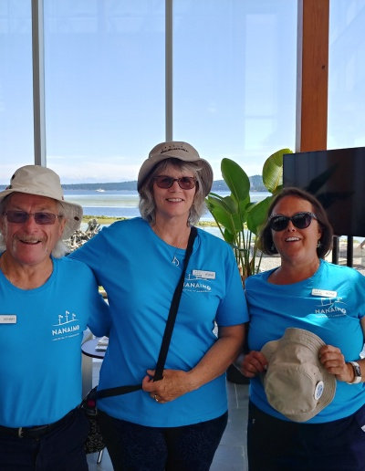 NVW 2020 | Submitted By: Tourism Vancouver Island (Nanaimo Visitor Centre)