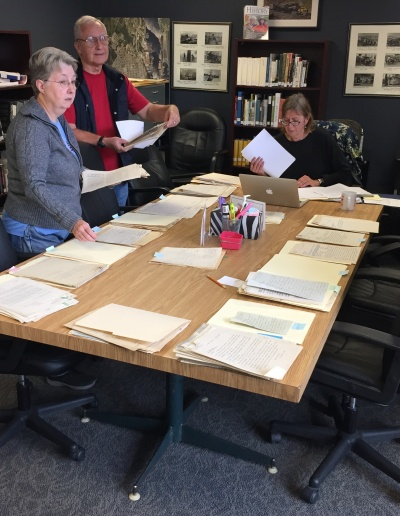 NVW 2020 | Submitted By: Ladysmith & District Historical Society