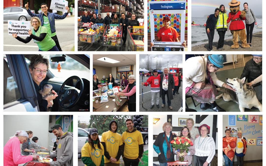 Volunteer BC's National Volunteer Week 2020 Photo Contest Winners