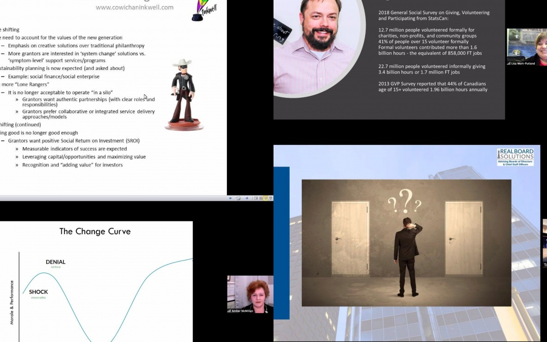 Virtual Conference Highlights